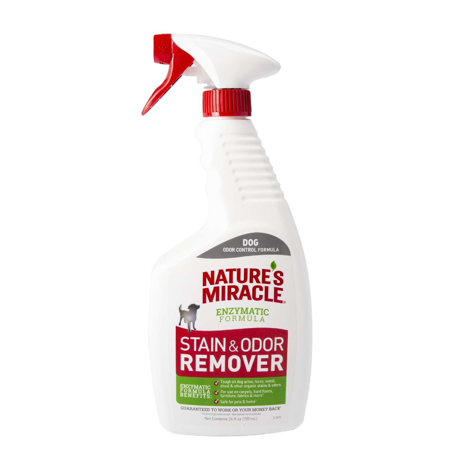 Nature's Miracle Dog Liquid Odor/Stain Remover 24 oz.