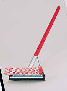 Carrand  8 in. Metal/Wood  Squeegee