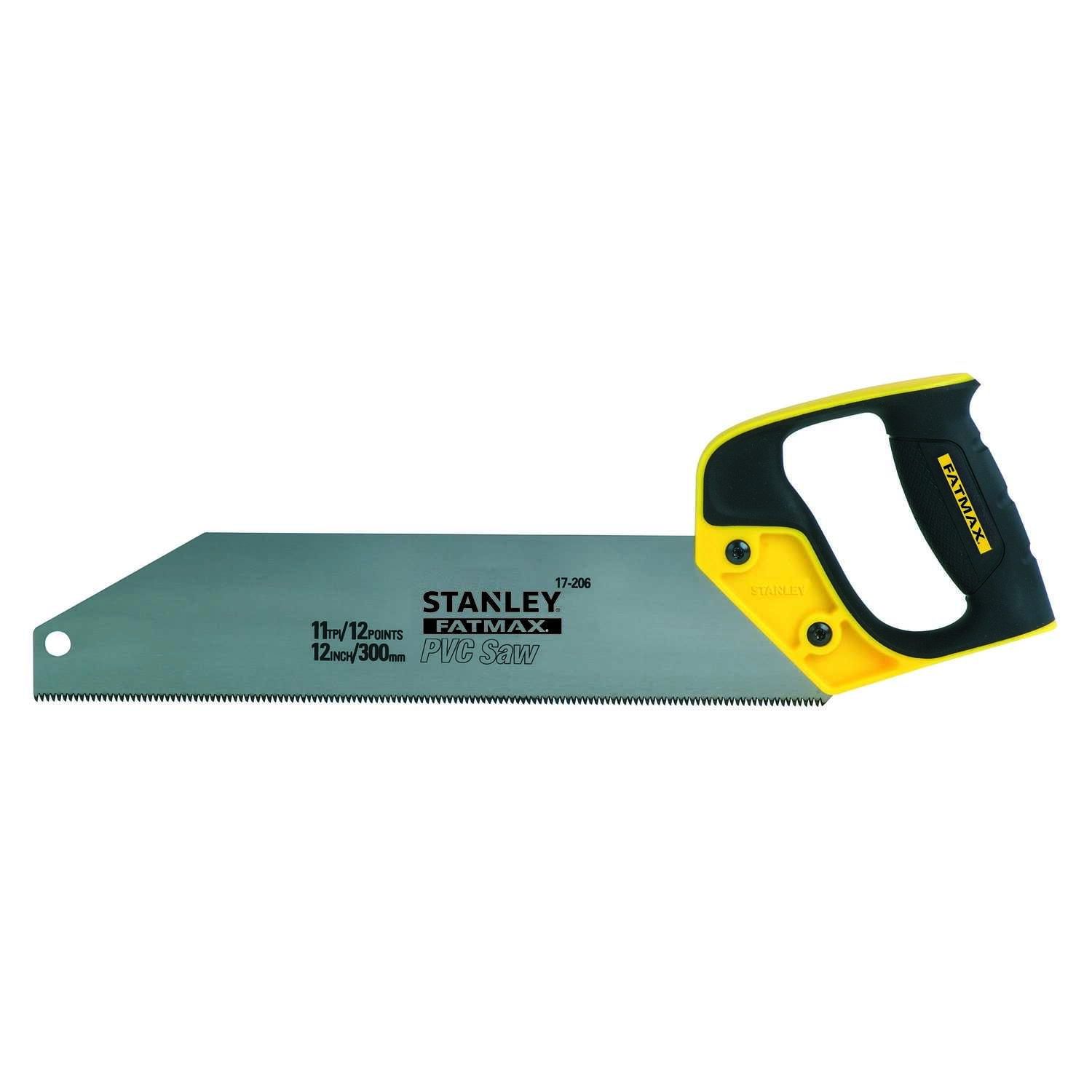 Stanley  FatMax  12-5/8 in. L PVC Pipe Saw