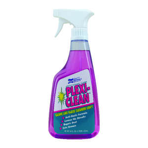 Blue Ribbon  Acrylic & Plastic Cleaner  16 oz. Liquid
