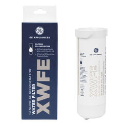 GE Appliances  Refrigerator  Replacement Water Filter  For GE XWFE
