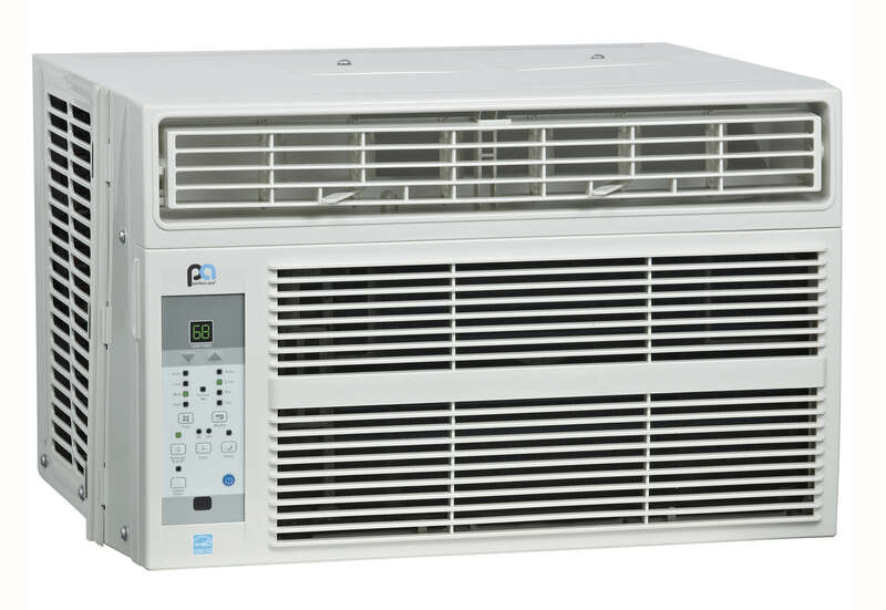 Perfect Aire  6,000 BTU 13.5 in. H x 18.75 in. W 250 sq. ft. Window Air Conditioner