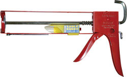 Newborn Professional Steel Skeleton Caulking Gun