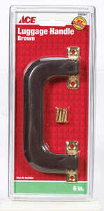 Ace  Brass  Luggage Handle  1  6 in.