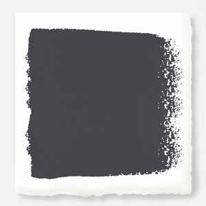Magnolia Home  by Joanna Gaines  Fine Black  Acrylic  D  1 gal. Paint  Satin