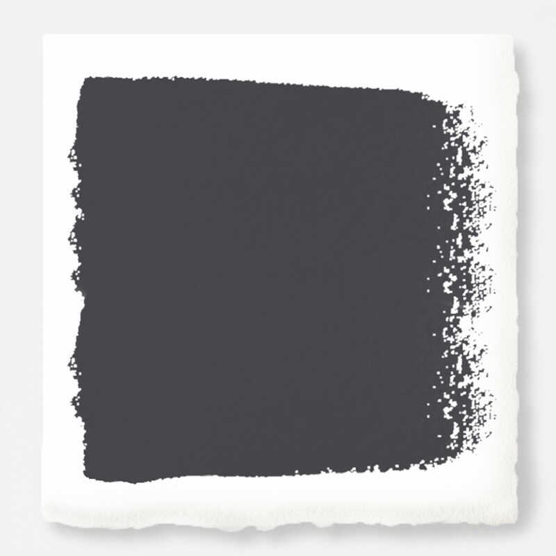 Magnolia Home  by Joanna Gaines  Satin  Fine Black  Deep Base  Acrylic  Paint  1 gal.