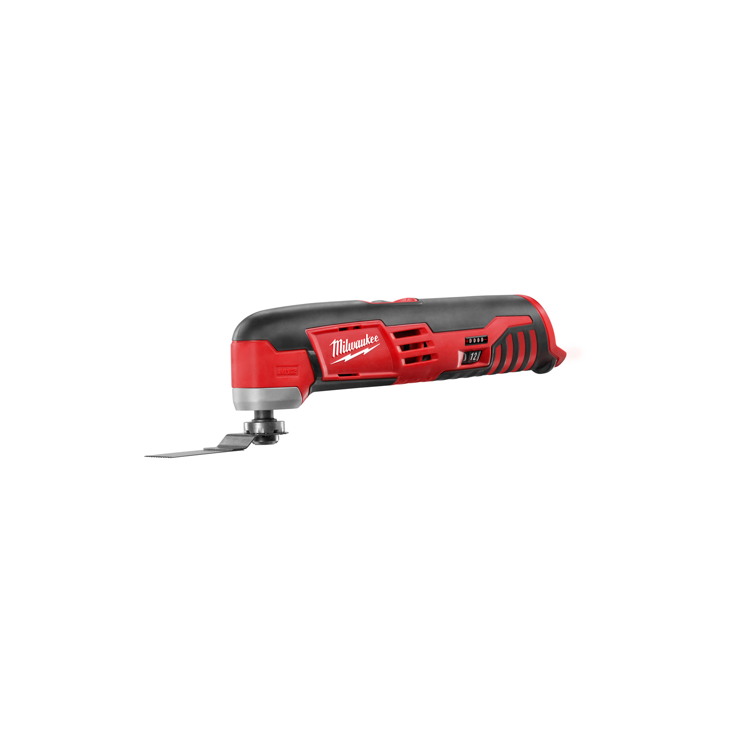 Milwaukee  M12  12 volt Cordless  Oscillating Multi-Tool  1 pc. Red  20000 opm
