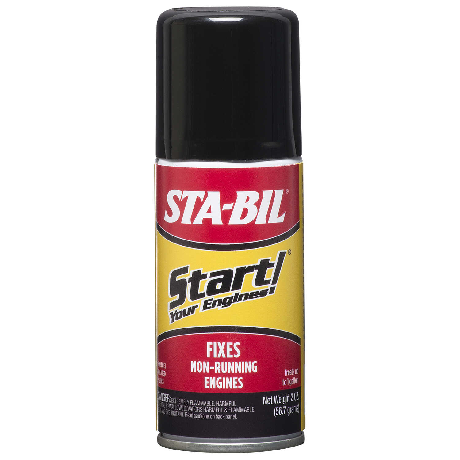 Start Your Engines  Gasoline  Fuel Treatment  2 oz.