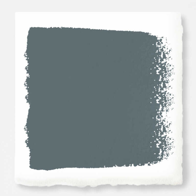 Magnolia Home  by Joanna Gaines  Storm Chaser  Satin  Paint  1 gal. Acrylic