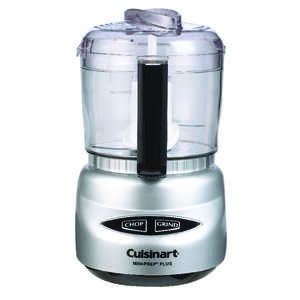 Cuisinart  Mini-Prep Plus  Semi-Gloss  24 oz. Food Processor  250 watts