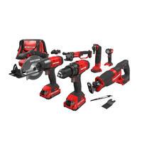 Deals on Craftsman V20 MAX Cordless 7 tool Combo Kit 20 Volt
