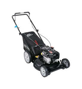 Craftsman  21 in. W 163 cc Manual-Push  Mulching Capability Lawn Mower