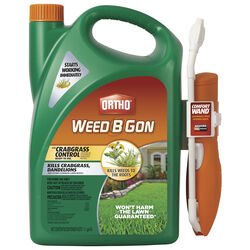 Ortho  Weed B Gon  RTU Liquid  Weed and Crabgrass Killer  1.1 gal.