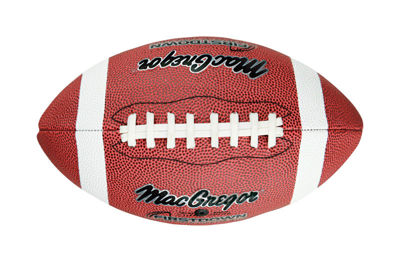 MacGregor  Firstdown  Football  6-9 year Size 6