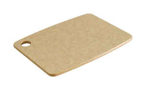 Epicurean  Kitchen Series  6 in. W x 8 in. L Natural  Richlite Paper Composite  Cutting Board