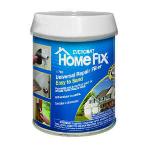 Evercoat  Home Fix  Sand  Universal Repair Filler  1 qt.