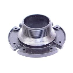 US Hardware  Commode Flange  1 pk