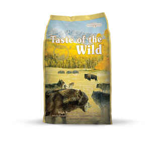 Taste of the Wild  High Prairie  Bison  Dog  Food  Grain Free 30