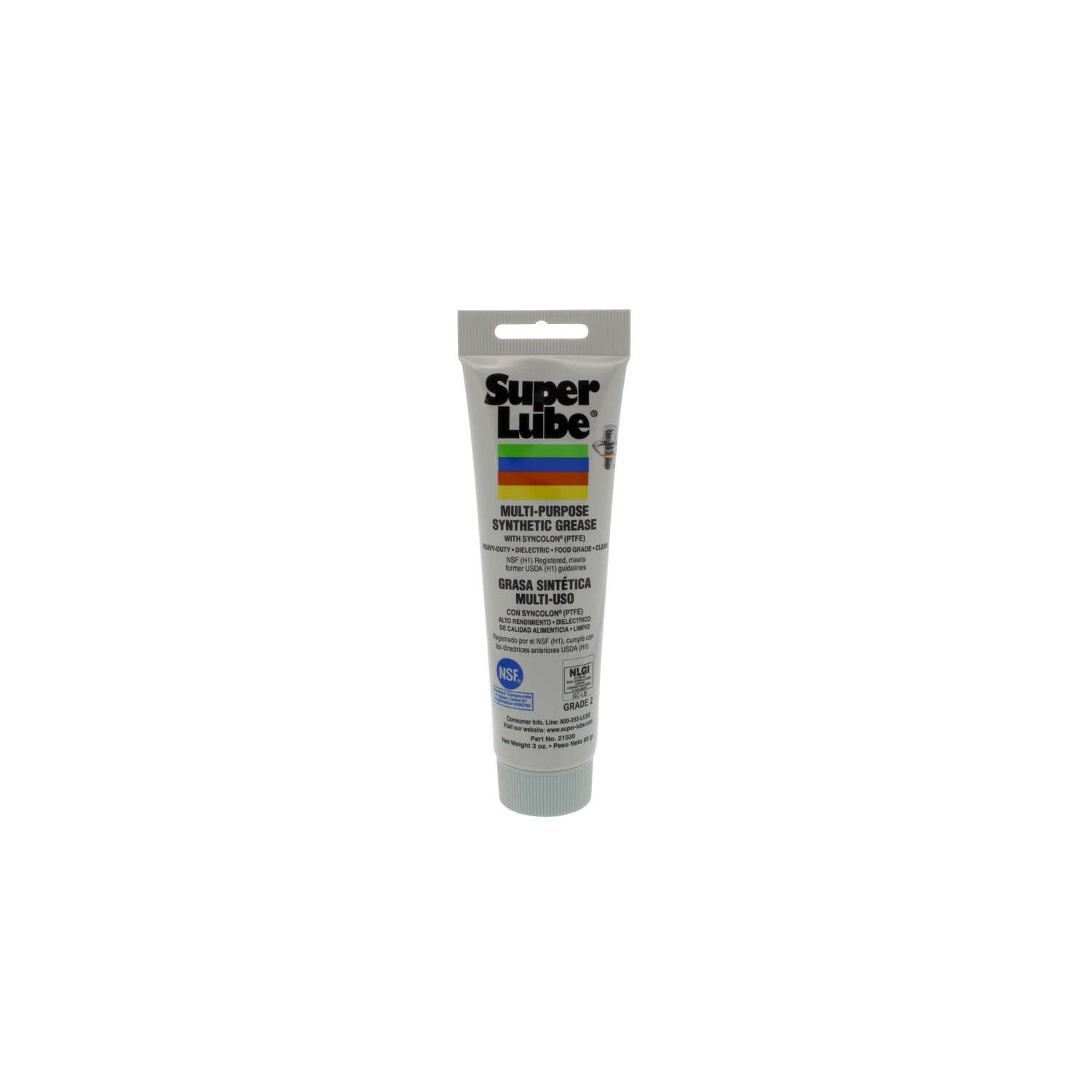 Super Lube Synthetic Grease 3 oz.