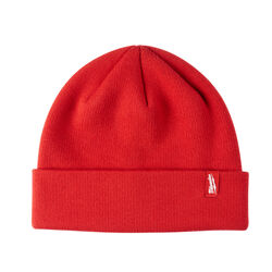 Milwaukee  Cuffed  Beanie  Red  One Size Fits Most
