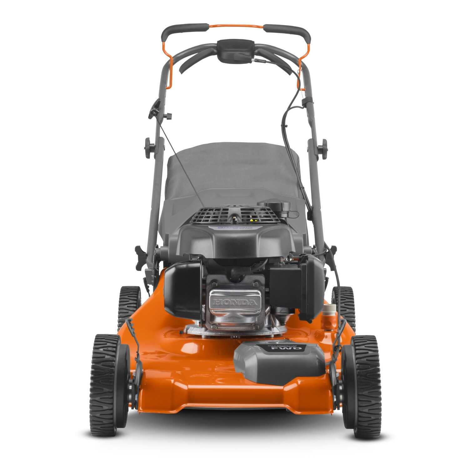 Husqvarna  LC221FH  21 in. W 160 cc Self-Propelled  Mulching Capability Lawn Mower