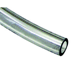 BK Products  ProLine  3/4 in. Dia. x 1 in. Dia. x 75 ft. L PVC  Vinyl Tubing