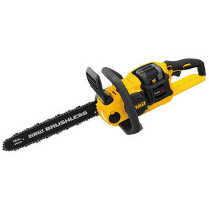 DeWalt  Flexvolt  16 in. L Battery Powered  Chainsaw