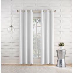 No. 918  Webster  White  Curtains  80 in. W x 84 in. L