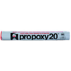 Propoxy 20  Gray  Epoxy Putty Stick  4 oz.