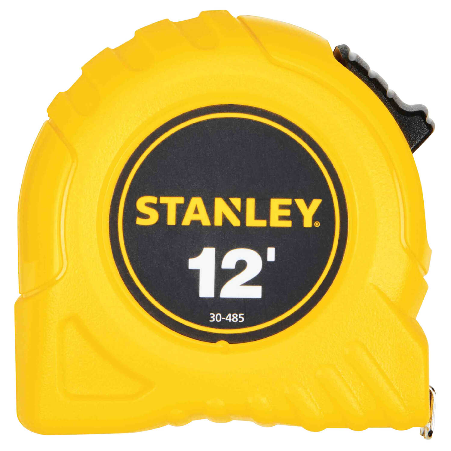 Stanley  1 in. W x 12 ft. L Tape Measure  Yellow  1 pk