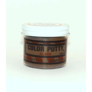 Color Putty  Dark Walnut  Wood Filler  16 oz.