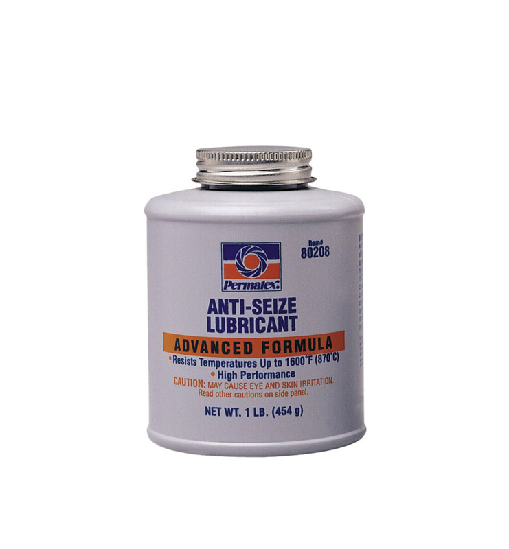 Permatex  Anti Seize Lubricant  1 oz.