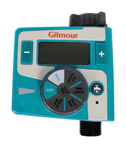 Gilmour  Programmable 1 zone Water Timer