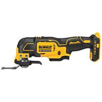 Deals on DeWalt Atomic 20 volt Cordless Oscillating Multi-Tool Bare Tool