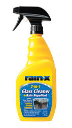 Rain-X 2-in-1 No Scent Glass Cleaner Combo 23 oz. Spray