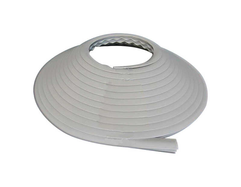 Trim-A-Slab  Flexible PVC  Concrete Expansion Joint Replacement/Repair  3/4 in. W x 50 ft. L
