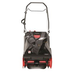 Craftsman  21 in. 179 cc Single-Stage Stage Electric Start  Gas  Snow Thrower
