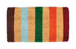 J & M Home Fashions  Multicolor  Coir  Nonslip Door Mat  30 in. L x 18 in. W