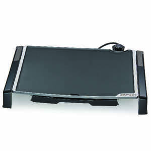 Presto  Tilt-n-Fold  19 in. W Aluminum  Nonstick Surface Griddle