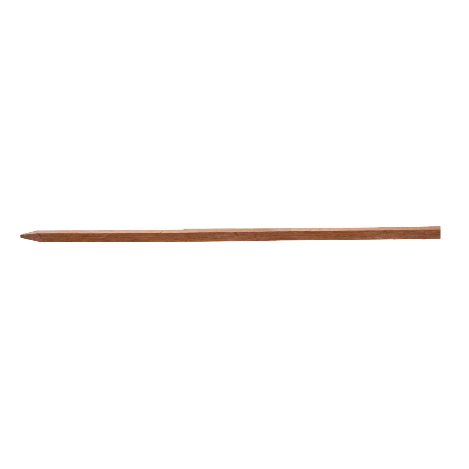 Bond  6 ft. H x 0.75 in. W x 0.75 in. D Brown  Wood  Garden Stakes