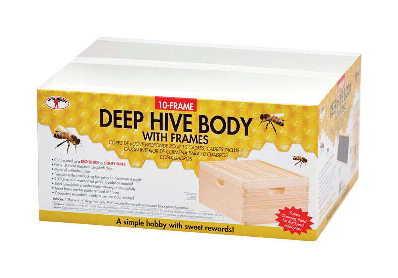 Little Giant  Deep Hive Body