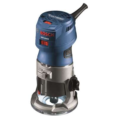 Bosch  Colt  1.25 hp Corded  Palm Router  Bare Tool  4.13 in. Dia. 7 amps 35000 rpm