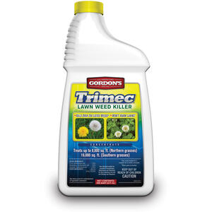 Gordons  Trimec  Broadleaf Weed Killer  Concentrate  1 quart qt.