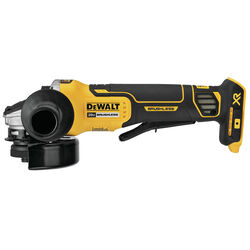 DeWalt XR Cordless 20 volt 4-1/2 in. Small Angle Grinder Bare Tool 9000 rpm