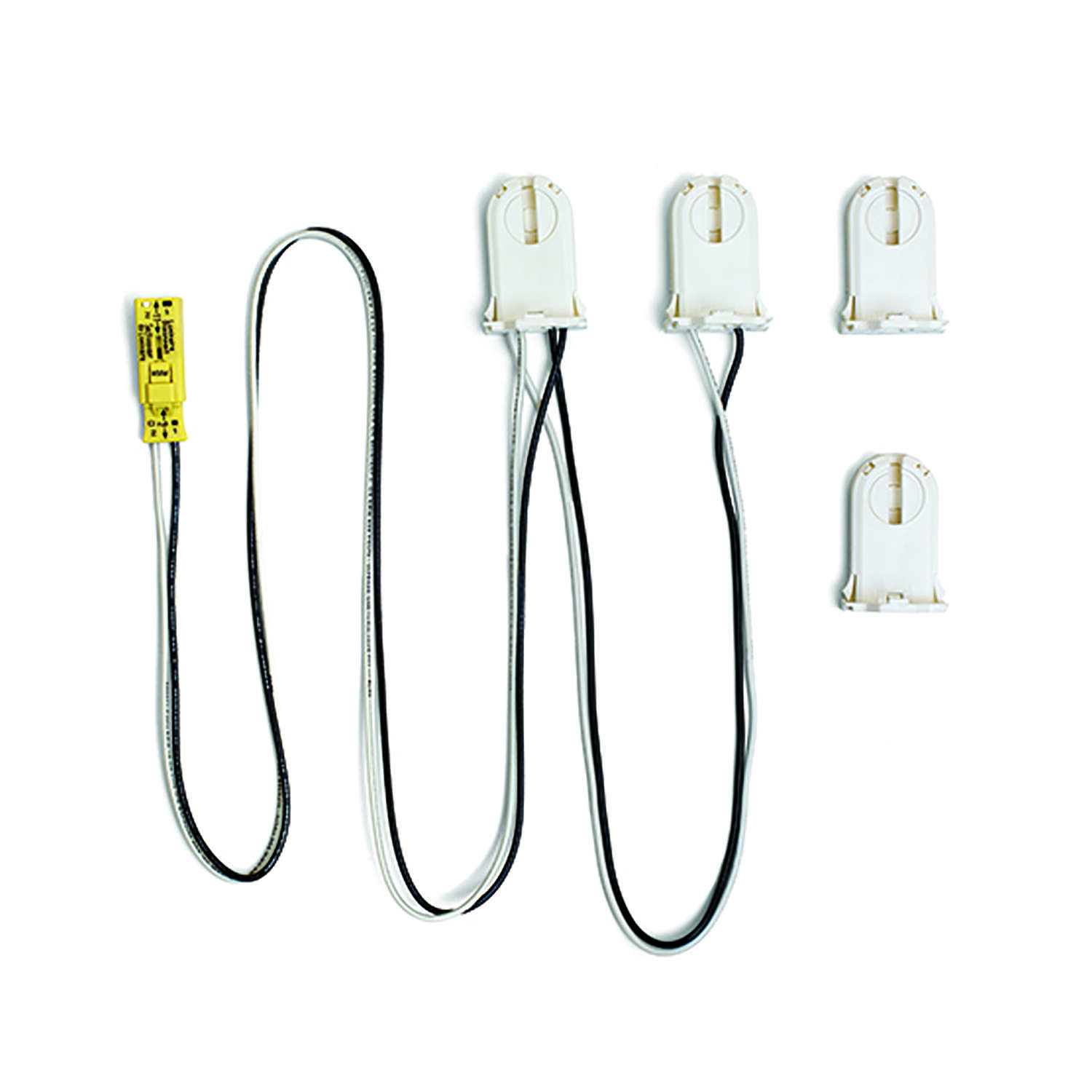 Epco  0 watts Troffer Wiring Kit  1 in. H x 48 in. L