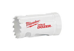Milwaukee  Hole Dozer  1-5/8 in. Bi-Metal  Hole Saw  1 pc.