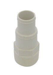 JED Threaded Hose Adapter 1-1/4 in. H x 1-1/4 in. W