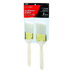 Linzer Project Select 2 and 2-1/2 in. W Angle Paint Brush Set