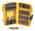 DeWalt  Multi Size in.  x 2 in. L Screwdriver Bit  Heat-Treated Steel  45 pc.
