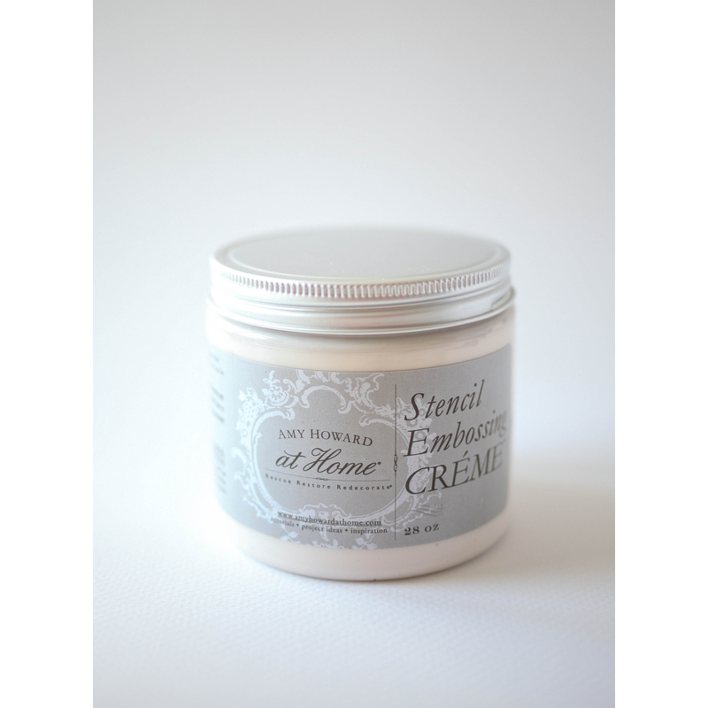 Amy Howard at Home  White  28 oz. Embossing Creme